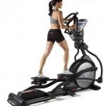 Sole Fitness E95 Elliptical Machine small