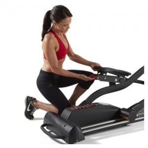 incline elliptical machine