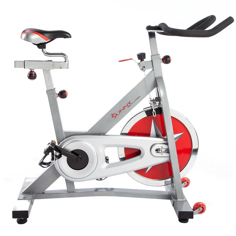 Sunny Health SF-B901 Fitness Pro Indoor Cycling Bike