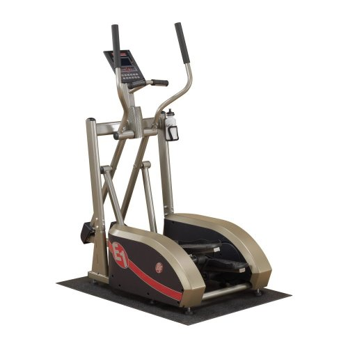 Best Fitness E1 Elliptical Trainer by Body Solid