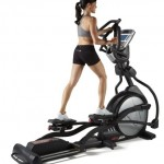 Sole Fitness E95 Elliptical Machine small