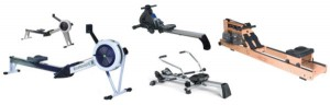 choose rowing machine technology