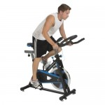 indoor cycling spin bike